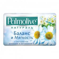 Мыло, Палмолив натурель баланс и мягкость с ромашкой и витамином e 90 г №1