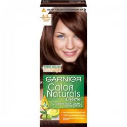 Краска для волос, Гарньер Колор Нэчралс Т4.15 Морозный каштан