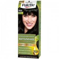 Краска для волос, Палетт Фитолиния 50 мл 900 Черный