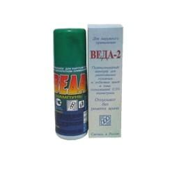 Шампунь, Веда-2 педикулицидный от вшей и гнид 100 мл