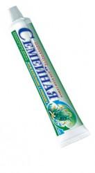 Зубная паста, Семейная можжевельник + ромашка 100 г