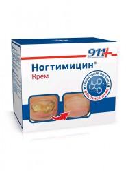 Крем, 911 Ваша служба спасения Ногтимицин 30 мл