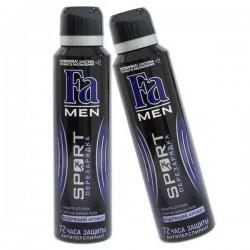 Дезодорант-антиперспирант для мужчин, Фа Мэн Спорт перезарядка спрей 150 мл