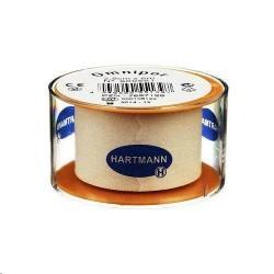 Пластырь фиксирующий, Омнипор р. 2.5смх5м №1 арт. 900551 на нетканой основе гипоаллергенный для щадящей фиксации белый пласт. упаковка