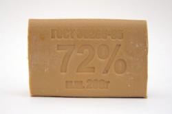 Мыло хозяйственное, 72% 200 г