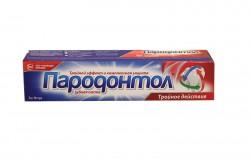 Зубная паста, Пародонтол Тройное действие 63 г