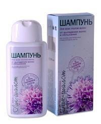 Шампунь, Бабушкины рецепты Лук-шалот от выпадения волос и облысения 250 мл