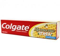 Зубная паста, Колгейт прополис свежая мята 100 мл
