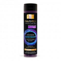 Шампунь, Золотой шелк Керапластика филлер гиалурон+коллаген реанимация волос 250 мл
