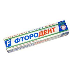 Зубная паста, Фтородент классик в футляре 100 г