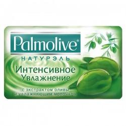 Мыло, Палмолив Натурель интенсивное увлажнение олива и увлажняющее молочко 90 г