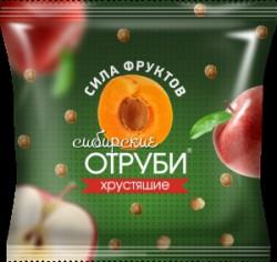 Отруби, 100 г Сибирские сила фруктов