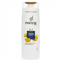 Шампунь, Пантин про ви Питание и блеск для тусклых и сухих волос 250 мл