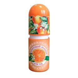 Фруктовый бальзам для губ, апельсин 4.2 г