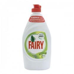 Средство для мытья посуды, Фейри ОКСИ Зеленое яблоко 450 мл