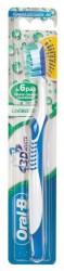 Зубная щетка, Орал-би 3Д Уайт свежесть 40 средней жесткости +Бонус 1+1