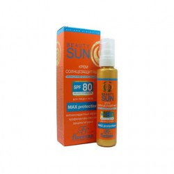 Крем солнцезащитный, Бьюти сан максимальная защита SPF 80 75 мл арт. формула 284